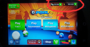 8 ball pool cheats android