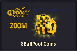 8 ball pool online coins