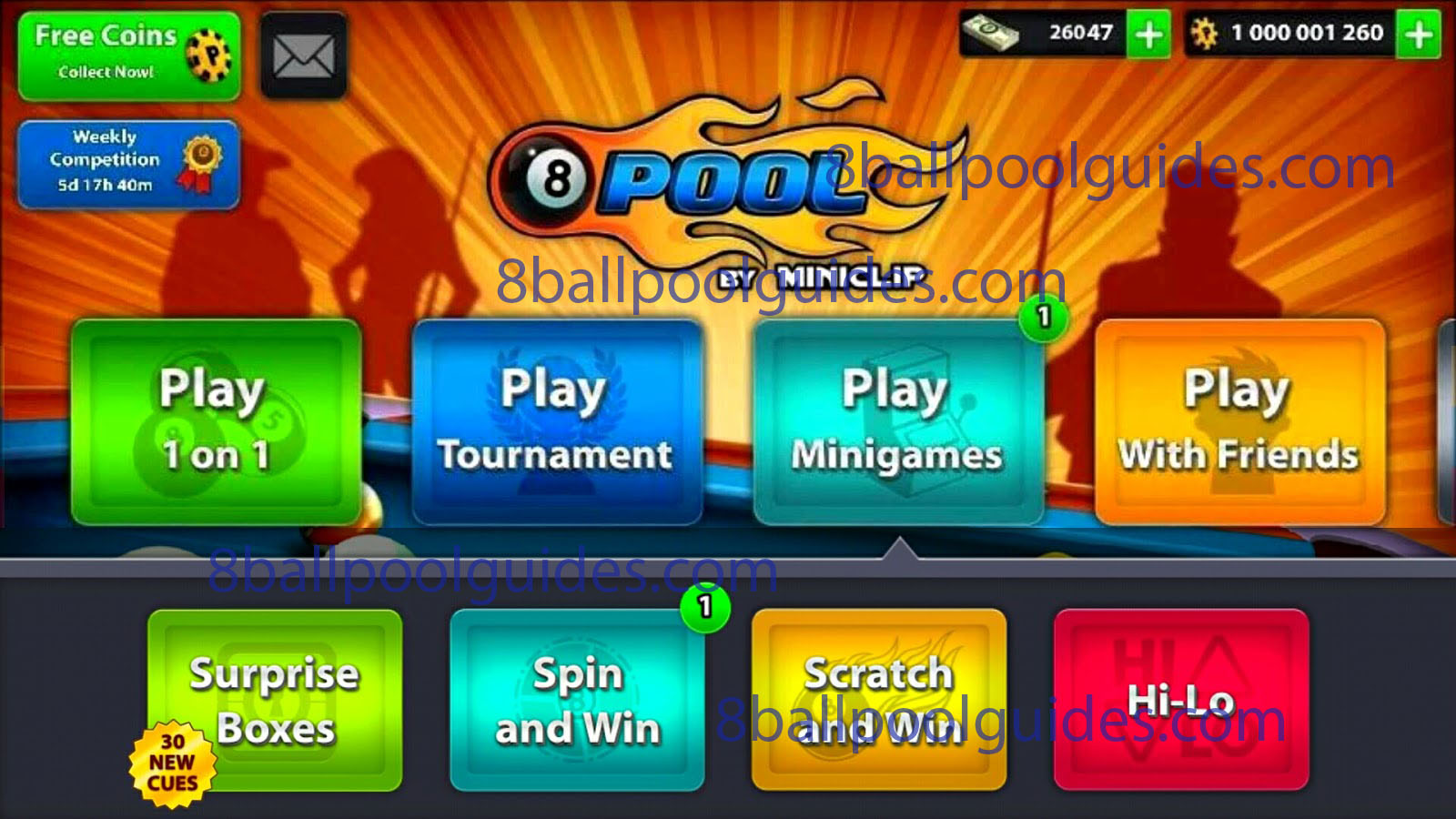 8 ball pool cash generator